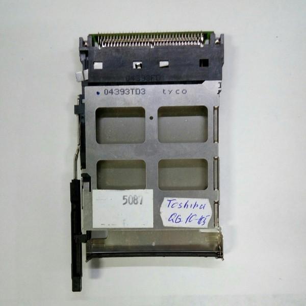 Плата картридер Toshiba F10 QG10-105