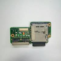 Плата USB, картридер Asus X5EAC, K51AC (69N0ESG10B03-01)