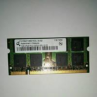 SODIMM DDR2 1Gb  PC2-8300S  HYS
