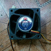 Cooler 60mm 3pin Super Fan (SDF6025LS)