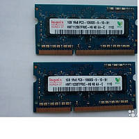 SODIMM DDR3 1GB PC3-10600S Hynix