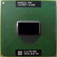 Процессор Intel Celeron M380  (1M Cache, 1.60 GHz, 400 MHz)