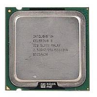 Процессор Intel Celeron D 326 (256K Cache, 2.53 GHz, 533 MHz FSB)