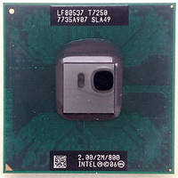 Процессор Intel Core 2 Duo T7250 (2M Cache, 2.00 GHz, 800 MHz)