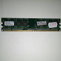 DDRII 512mb 667MHz PQI