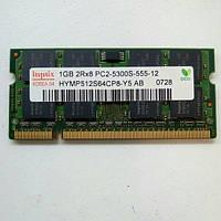 SODIMM DDR2 1Gb 667MHz Hynix