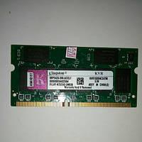 SODIMM DDR1 256Mb Kingston