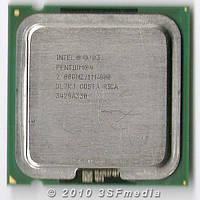 Процессор Intel Pentium 4 520  1M Cache, 2.80 GHz, 800 MHz FSB