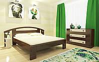 Деревянная кровать Марсель