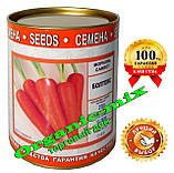 Морковь средне поздняя Болтекс, банка 250 г, фото 2