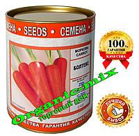Семена моркови Болтекс, инкрустированные, банка 250 г