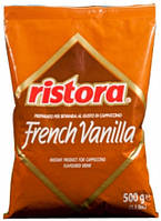 Капучино Ristora French Vanilla, 0,5 кг