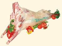Охлажденная баранина (на кости) халяль