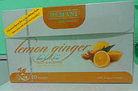 Чай с лимоном и имбирём Hemani 20 пак