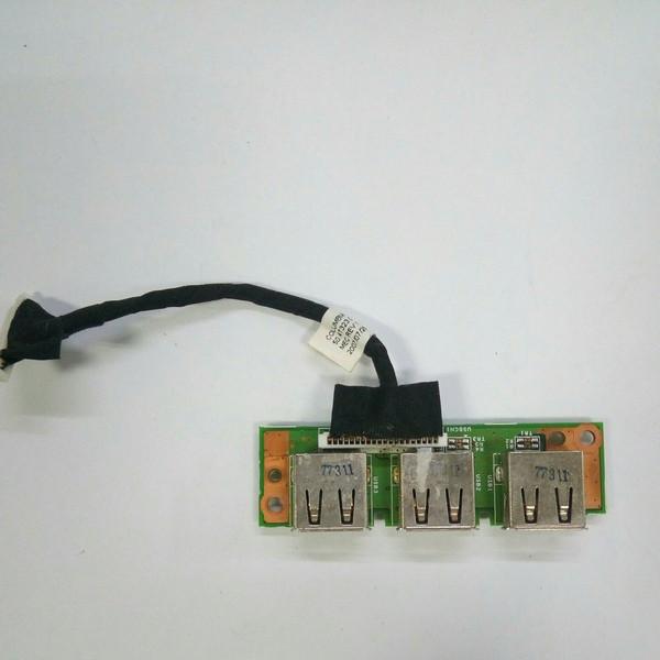 Плата USB Acer Extensa 5220, 5620 (50.4T323.001)