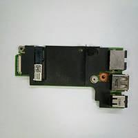 Плата питание, USB, LAN  Dell Vostro V3300 (48.4EX04.011)