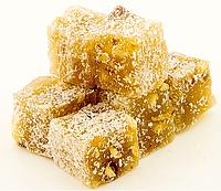 Рахат лукум арахисовые кубики 0,6 кг