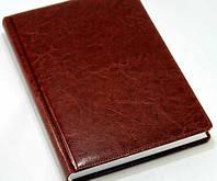 _Ежедневник ЗВ-63 SARIF красно-коричневый