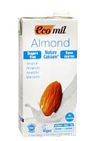 ВЕГА молоко миндальное BIO 1 л Ecomil