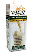 ВЕГА молоко рисовое BIO 1 л Vitariz