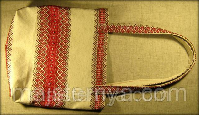 Еко-сумки від майстерня вишиванки