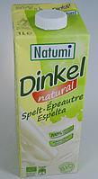 ВЕГА спельтовое молоко BIO 1 л Natumi