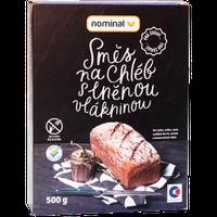 ВЕГА смесь для хлеба с волокнами льна БИО 500 гр Nominal