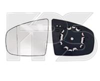 Вкладыш зеркала правый с обогревом 08- 1 E81/E87