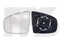 Вкладыш зеркала левый с обогревом 08- 1 E81/E87