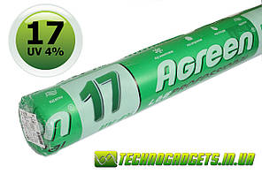 Агроволокно укрывное Agreen (Агрин) 17 г/м2 3,2-100