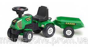 Трактор Kаталка с Прицепом Power Master Falk 1014B