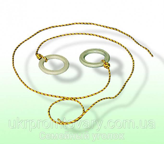 Гимнастические кольца для шведской стенки