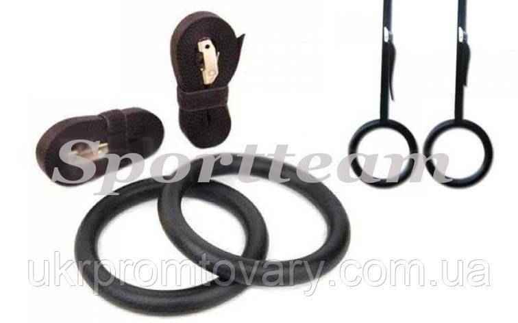 Кольца гимнастические для Кроссфита, фото 2
