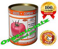 Семена томата розового  Дар Заволжья банка 200 г, инкрустированные