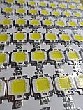 Светодиод 10W 30-36V для прожектора 10w led 10w , фото 3