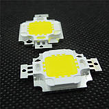 Светодиод 10W 30-36V для прожектора 10w led 10w , фото 2