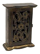 Ключница из дерева для ключей