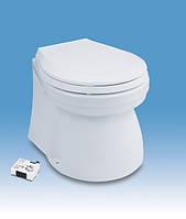 Туалет судовой (гальюн) с электрической прокачкой DELUXE - TMC-99910