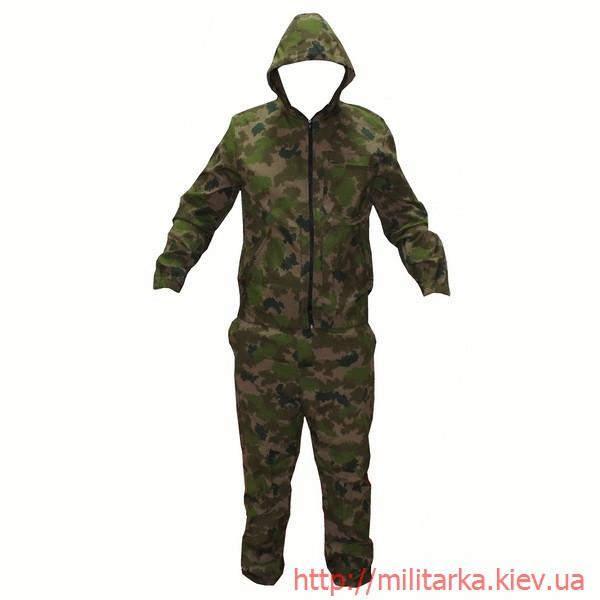 Камуфляжный костюм woodland Финский
