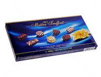 Конфеты шоколадные  Ассорти Пралине Maitre Truffout Австрия 400г, фото 1