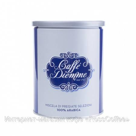 Кофе молотый Diemme Miscela Blu Moka 250 г в банке