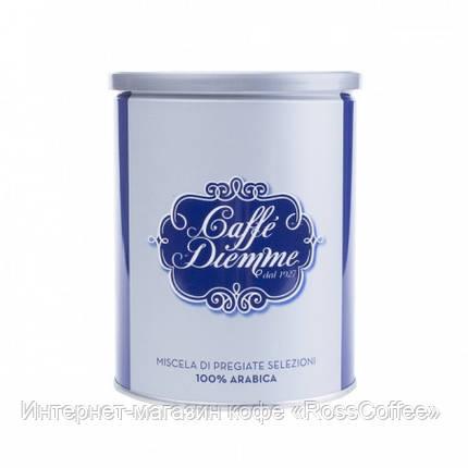 Кофе молотый Diemme Miscela Blu Moka 250 г в банке, фото 2