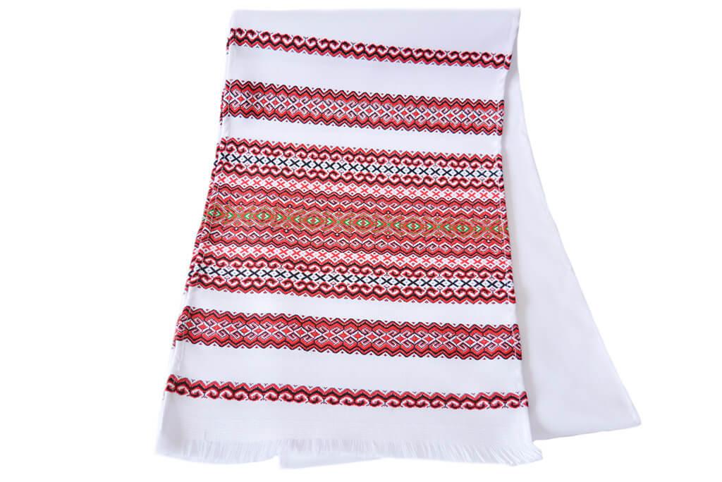 Тканый свадебный рушник «Стожары» 1,9м