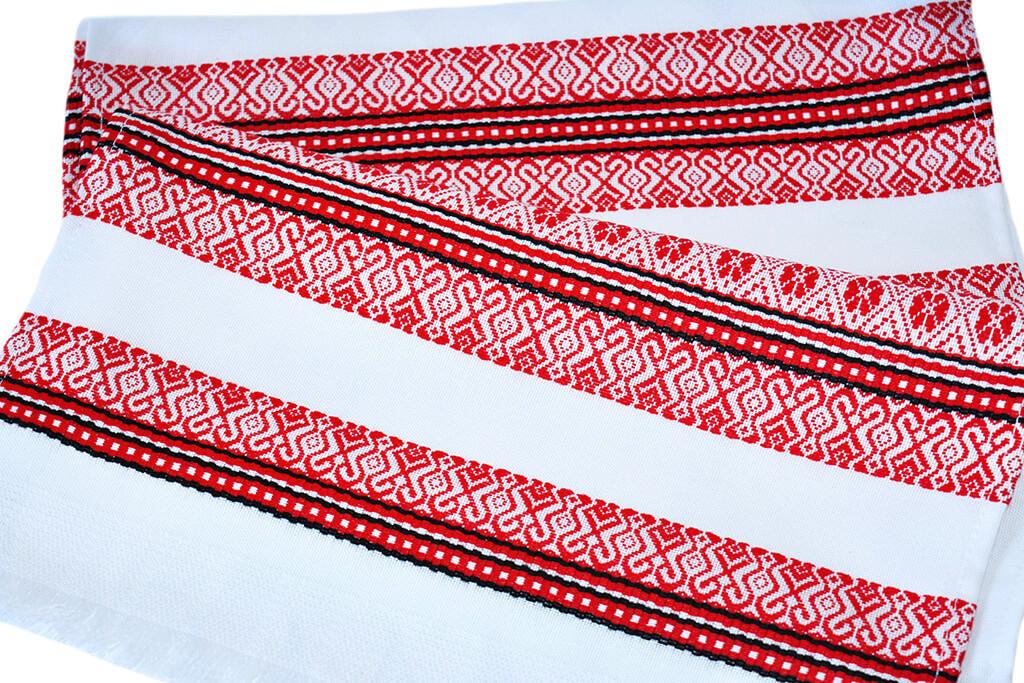 Свадебный тканый рушник «Газдыня»