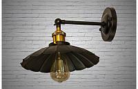 Настенный светильник в ретро стиле