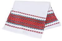 Тканый свадебный рушник «Оранта красная»