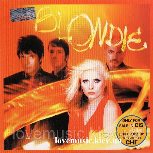 Музичний сд диск BLONDIE The curse of blondie (2003) (audio cd)
