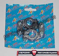 Клемма АКБ большая грузовая универсальная 12В-24В легковые и грузовые авто (Авто-Электрика)