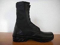 Берцы летние армейские общевойсковые кожаные