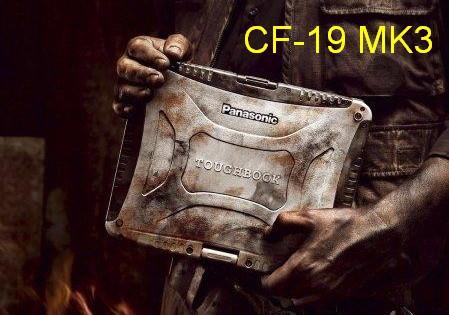CF-19 MK3 4GB 160GB 3G Защищенный ноутбук Panasonic Toughbook CF-19 MK3 (экран 1000 нит)